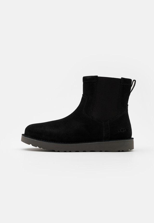 CAMPOUT CHELSEA - Bottines - black