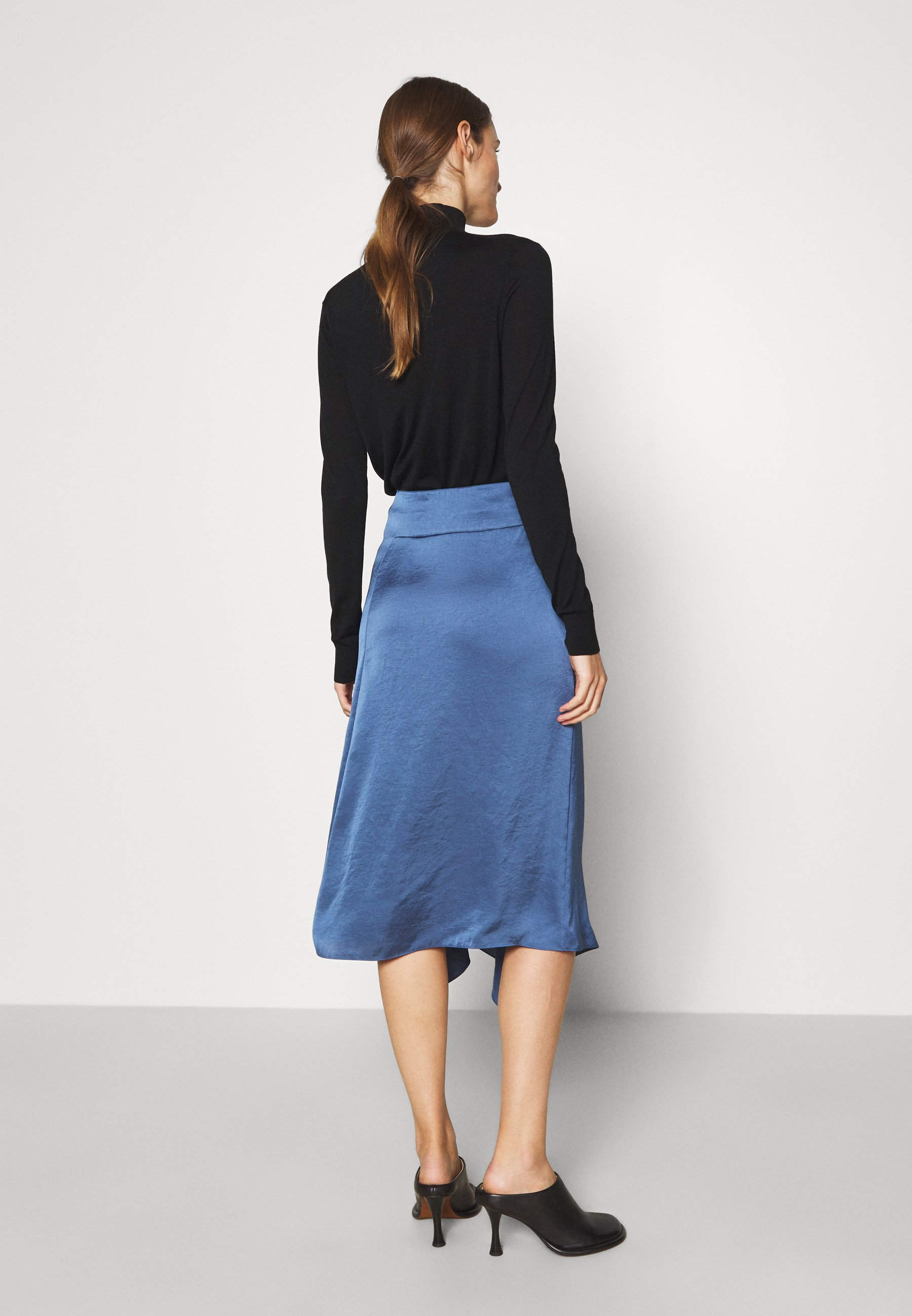 Women ASYM DRAPE SKIRTCRUSH - A-line skirt