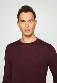 Tommy Hilfiger Tailored - Jumper - red - 3