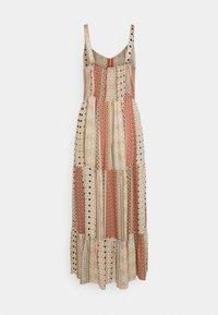 Culture - MOURITZA DRESS - Maxi dress - elmwood - 1