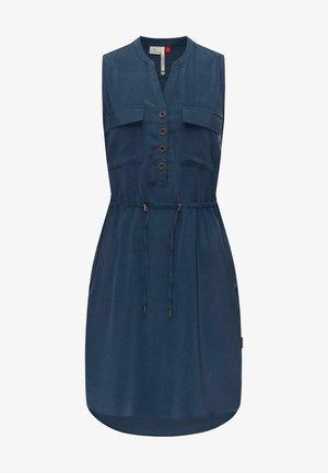 KLEID ROISIN  - Shirt dress - blue denim