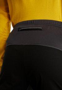 CMP - MAN LONG TIGHTS - Kalhoty - antracite - 7