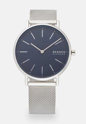 SIGNATUR - Watch - silver-coloured