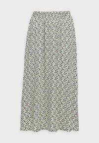 LEAH MIDI SKIRT - A-line skirt - green