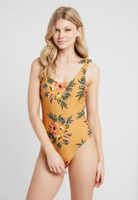 Rip Curl - SUN CHASERS CHEEKY - Swimsuit - rust - 0