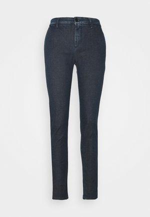 BETTIE HYPERFLEX - Straight leg jeans - dark blue
