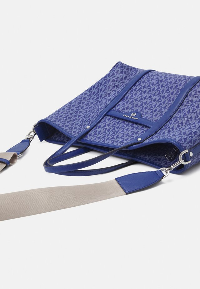 BECK TOTE - Kabelka - twilight blue