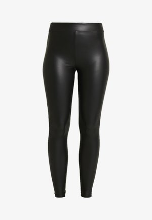 ONLCOOL - Leggings - Trousers - black
