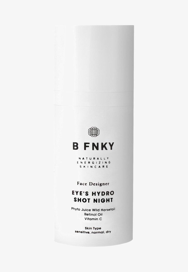 B FNKY - EYE´S HYDRO SHOT NIGHT - Eyecare - -