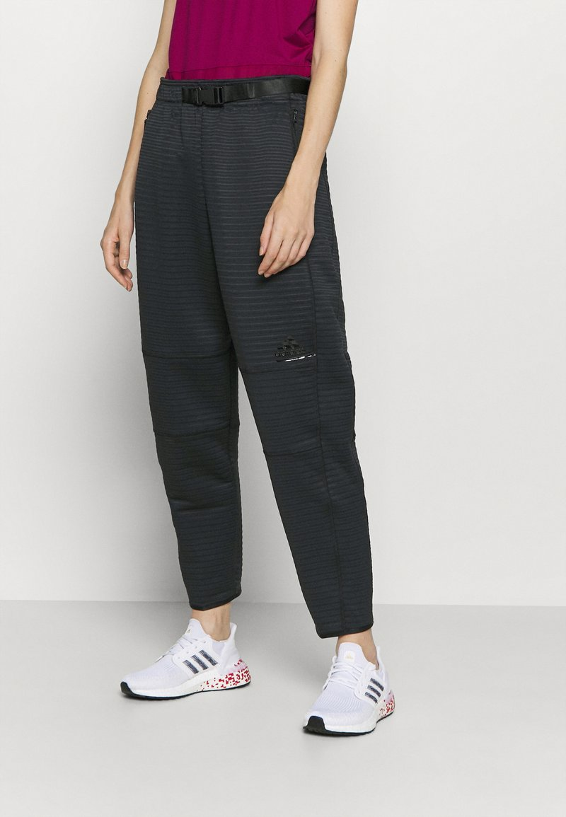 adidas Performance - Joggebukse - black