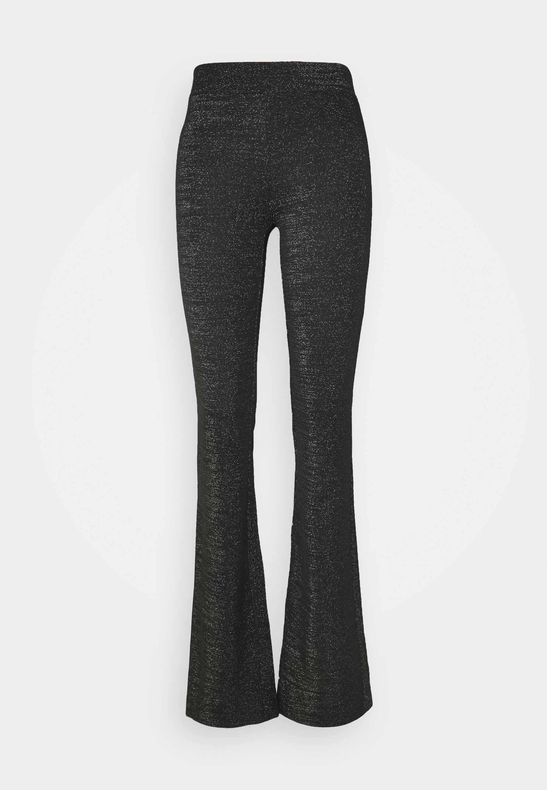 Damen ONLPAIGE FLARED PANT - Stoffhose