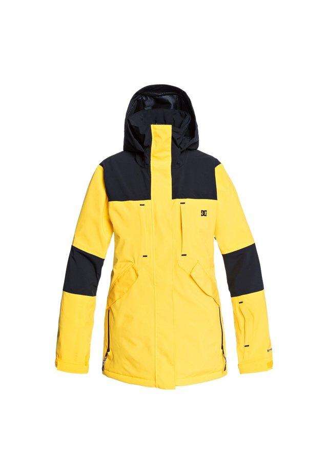 Snowboardjas - lemon chrome