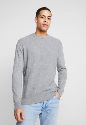 MICROESTRUC - Jumper - grey