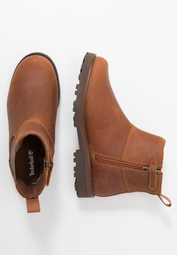 COURMA CHELSEA - Classic ankle boots - medium brown