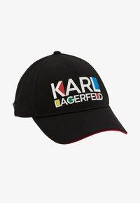 KARL LAGERFELD - Czapka z daszkiem - multi - 1