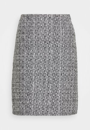 SKIRT - Pencil skirt -  grey