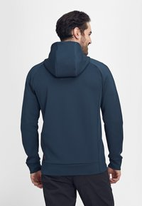 Mammut - AVERS ML  - Soft shell jacket - marine - 1