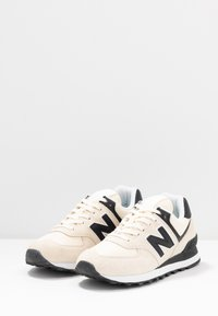 New Balance - WL574 - Sneakers basse - offwhite - 4