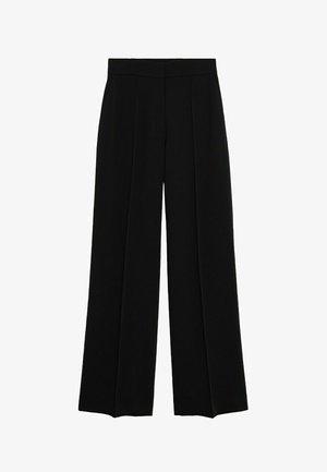 BERNAT - Kalhoty - zwart