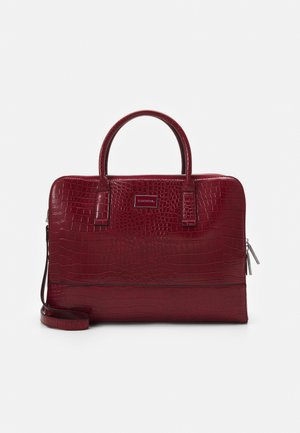 PURE ELEGANCE - Briefcase - red