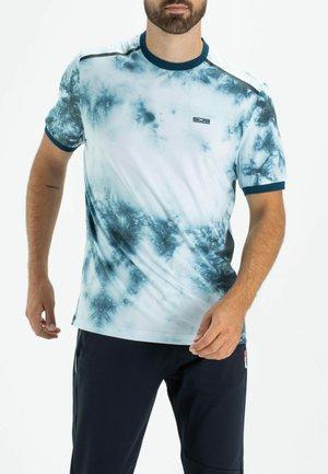 BOOKER - T-shirt print - white