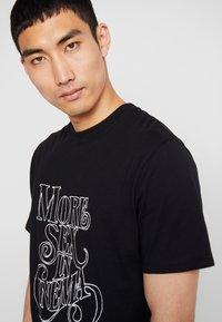 Soulland - T-shirt print - black - 3