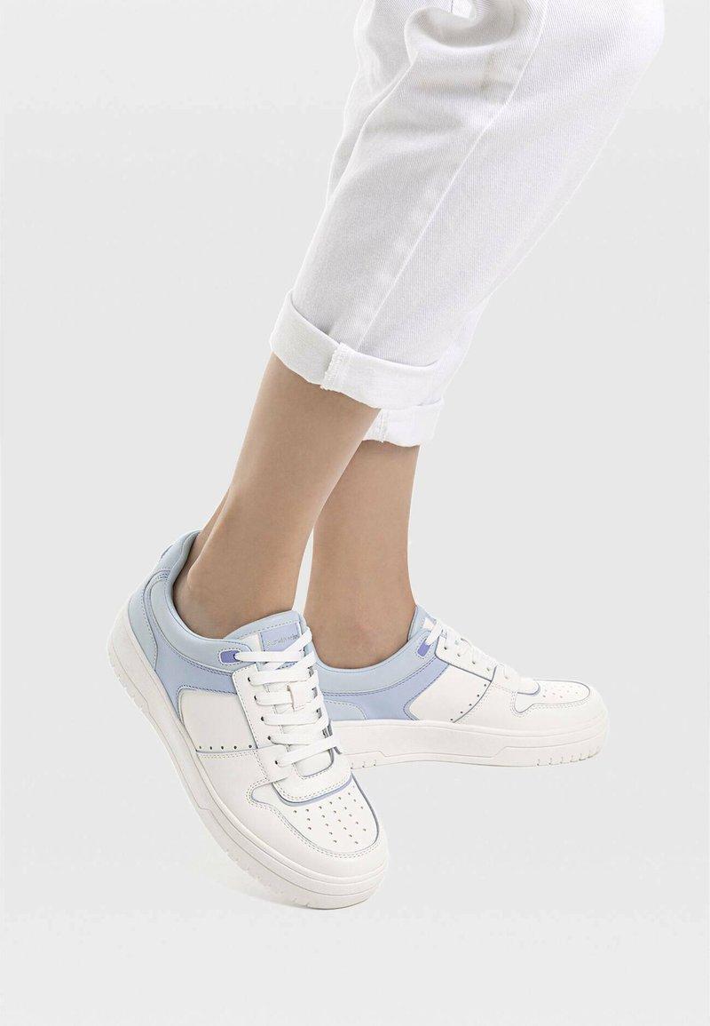 Stradivarius - Sneakers laag - blue