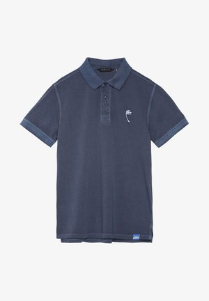 PALM - Polo shirt - dark blue