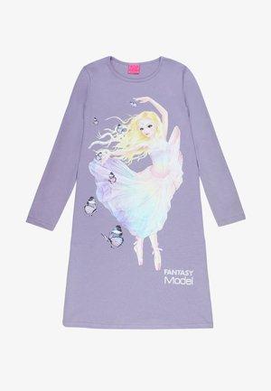 Pyjama top - twilight purple