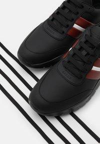 Bally - BIENNE BYLLET - Trainers - black - 5