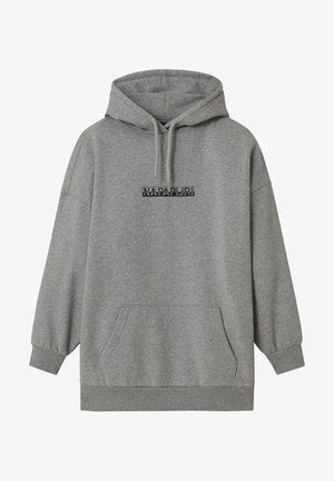 B-BOX - Hoodie - medium grey melange