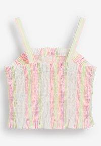 Next - A-line skirt - multi-coloured - 3