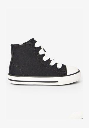 BUMP TOE  - Sneakers hoog - black