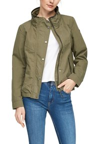 Q/S designed by - Light jacket - khaki - 6