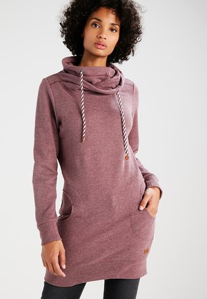ONLBETTE LONG HIGHNECK  - Hoodie - port royale