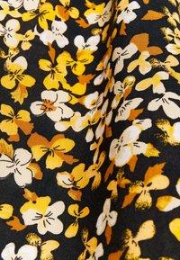 Dorothy Perkins Tall - SPOT SMOCK WOVEN - Tuniek - yellow/black - 5