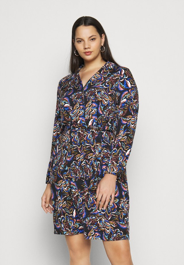 JRJADA ON KNEE DRESS  - Robe en jersey - plantation/multi colors