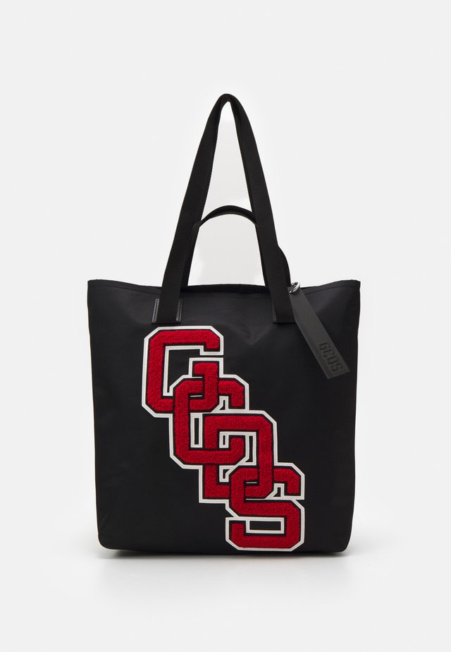 COLLEGE UNISEX - Tote bag - black