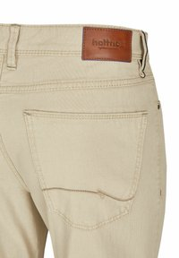 Hattric - HUNTER STRUCTURE - Trousers - beige - 4