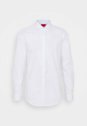 ERRIK SLIM FIT - Kostymskjorta - open white