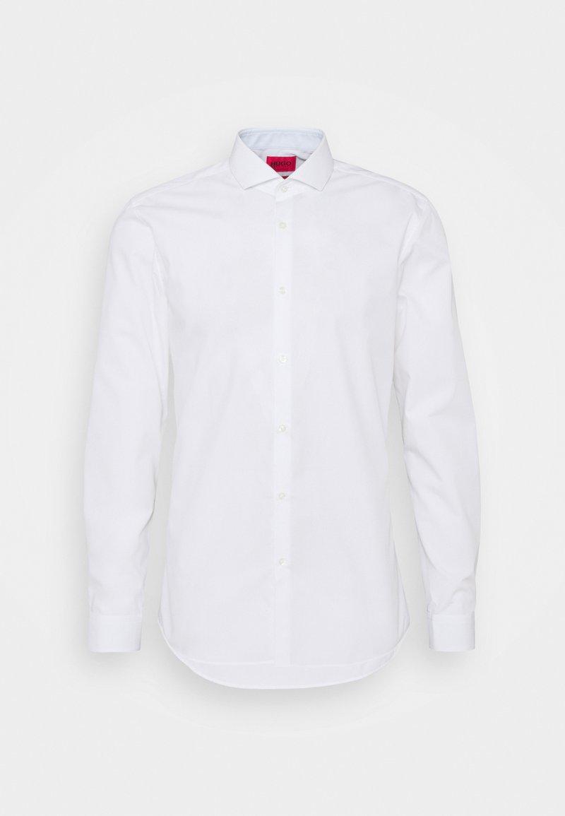 HUGO - ERRIK SLIM FIT - Formální košile - open white