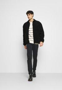 INDICODE JEANS - ALLAN - Trousers - black - 1