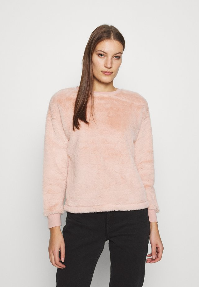 Sweatshirt - blush