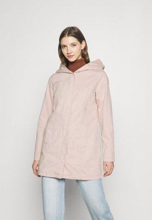 VMALMA - Short coat - sepia rose