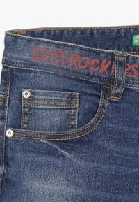 Benetton - TROUSERS - Slim fit jeans - blue - 2