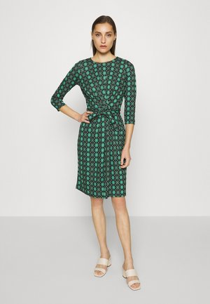 HAILEY DRESS ABERDEEN - Robe d'été - fir green