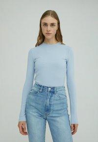 EDITED - Long sleeved top - blau - 0
