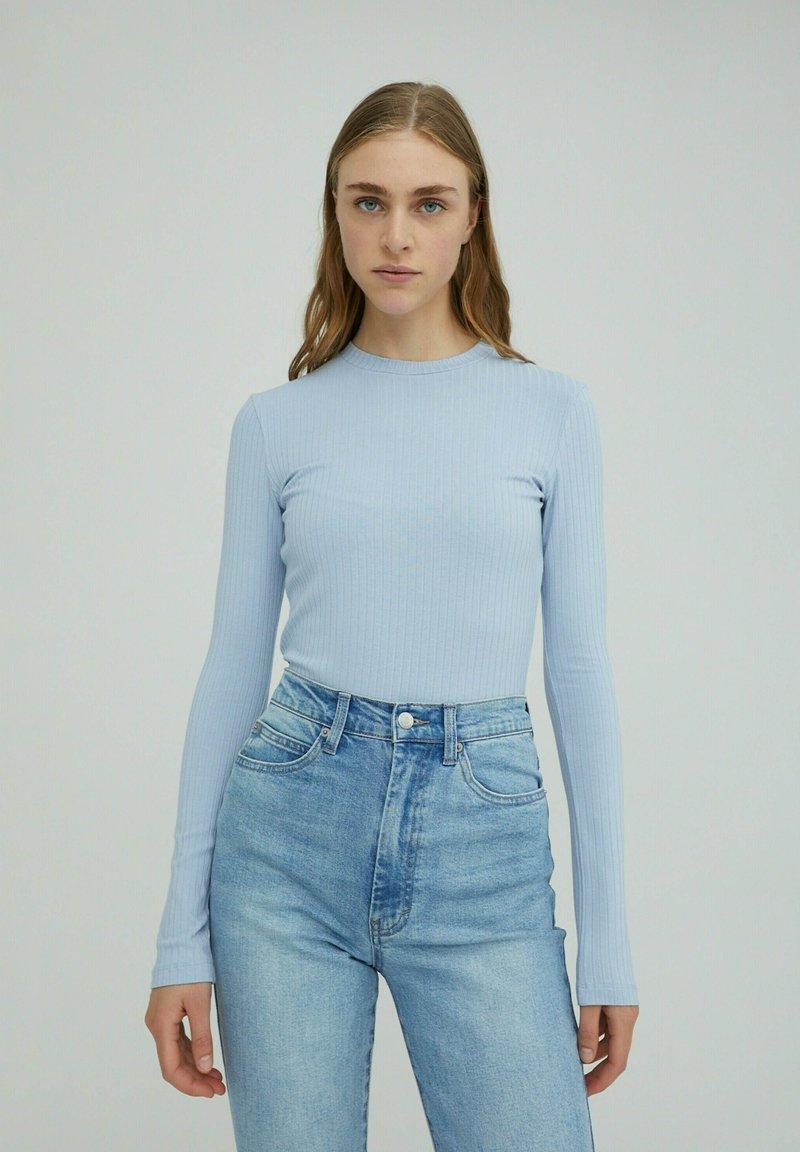 EDITED - Long sleeved top - blau