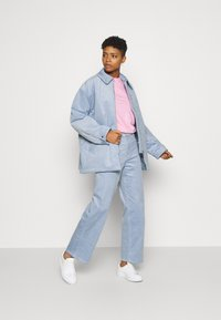 Weekday - TARA JACKET - Light jacket - light blue - 1