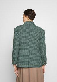 Vivienne Westwood Anglomania - GRAND HOTEL - Blazer - grey/green - 2